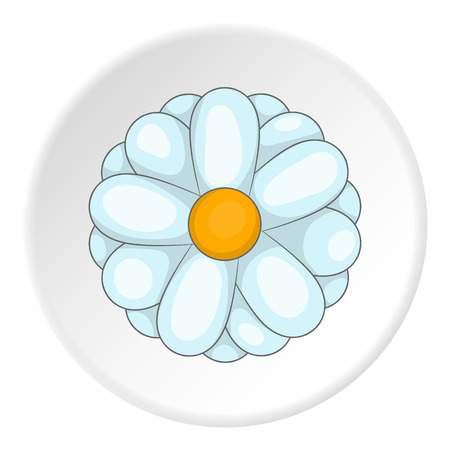 artoon: Flower icon. artoon illustration of flower vector icon for web