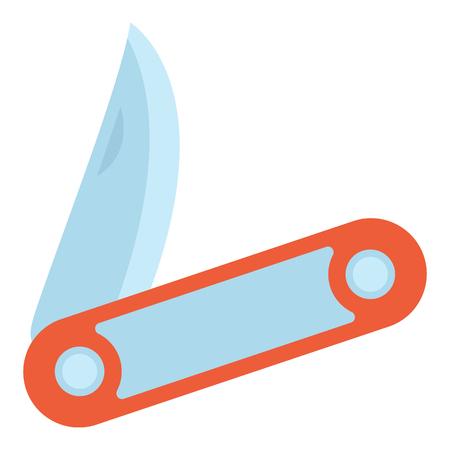 temperino: icona Temperino. illustrazione piatto di icone vettoriali temperino per il web