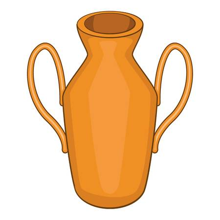 Ancient Vase Icon Cartoon Illustration Of Ancient Vase Vector