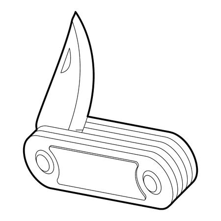 temperino: icona Temperino. Isometrico illustrazione 3D di icona temperino vettoriale per il web