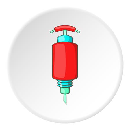 detonator: Detonator icon. Cartoon illustration of detonator vector icon for web