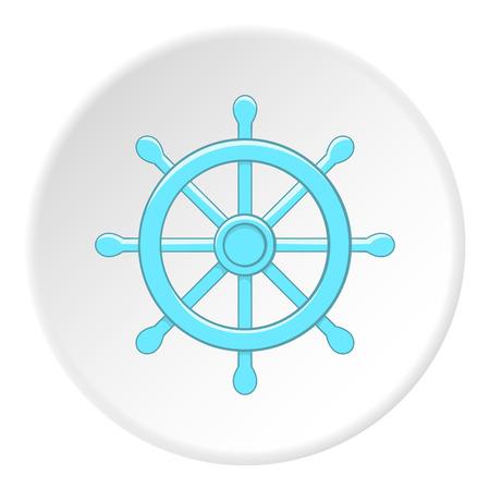 ruder: Ruder-Symbol. Flache Darstellung der Ruder-Vektor-Symbol für Web Illustration