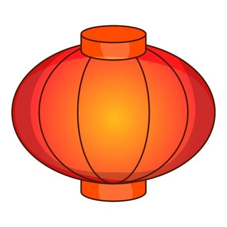 sky lantern: Sky lantern icon. Cartoon illustration of lantern vector icon for web design