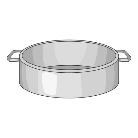 sieve: Sieve icon. Cartoon illustration of sieve vector icon for web Illustration