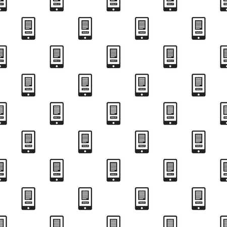 translate: Smartphone with translate application pattern. Simple illustration of vector pattern for web