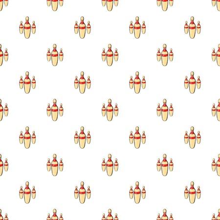 skittles: Skittles pattern. Cartoon illustration of skittles vector pattern for web Illustration