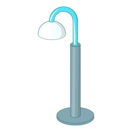 plafond: Lantern icon. Cartoon illustration of lantern vector icon for web