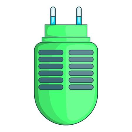 fumigador: Fumigator icon. Cartoon illustration of fumigator vector icon for web