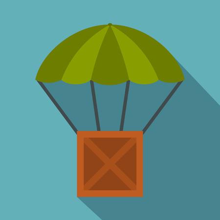 Balloon icon. Flat illustration of balloon vector icon for web Illustration