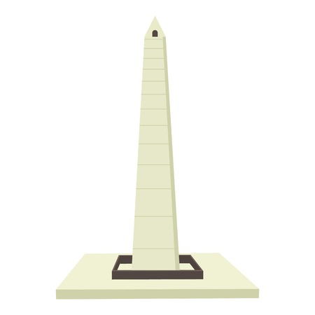 tv tower: TV tower icon. Cartoon illustration of TV tower vector icon for web