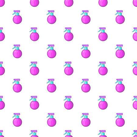 Spray pattern. Cartoon illustration of spray vector pattern for web Illustration