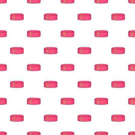 Tank liquid storage pattern. Cartoon illustration of tank liquid storage vector pattern for web