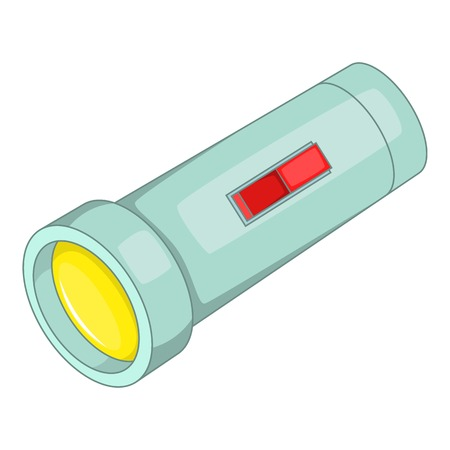 lite: Lantern icon. Cartoon illustration of lantern vector icon for web design