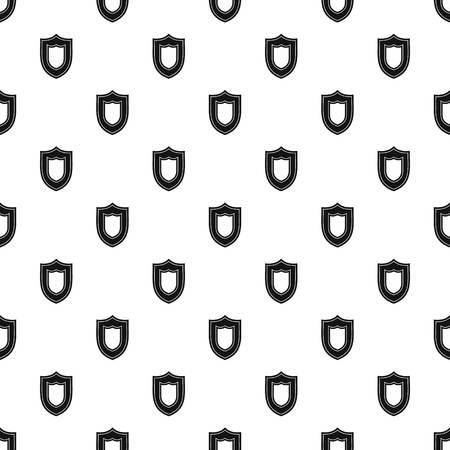 combat: Combat shield pattern. Simple illustration of combat shield vector pattern for web Illustration
