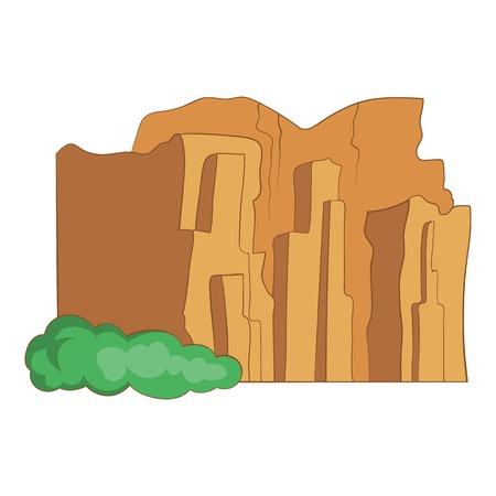 acantilados de arenisca, Parque Nacional Talampaya icono