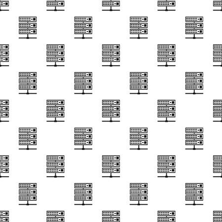 storage: Data storage pattern, simple style
