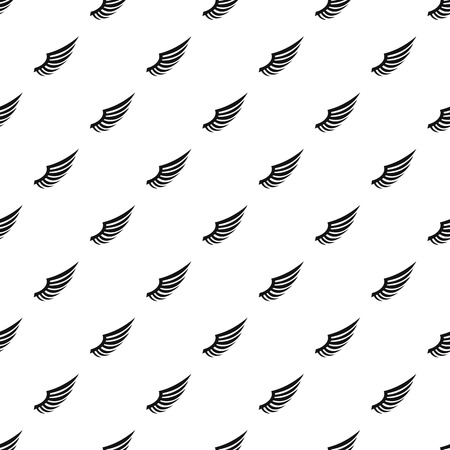 heavenly: Heavenly wing pattern. Simple illustration of heavenly wing vector pattern for web