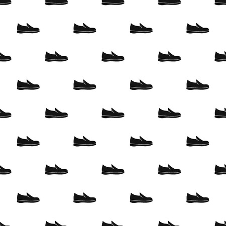 loafer: Loafer shoe pattern, simple style