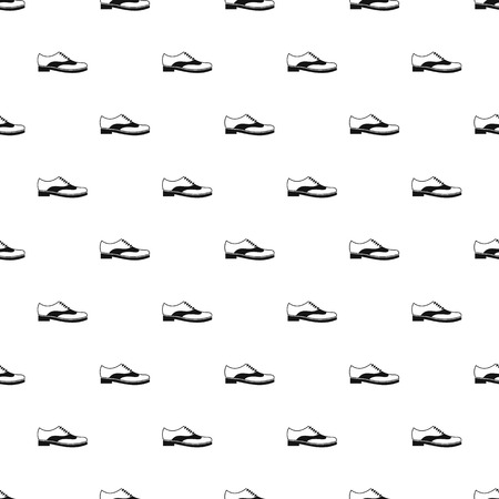 brogue: Brogue shoe pattern, simple style