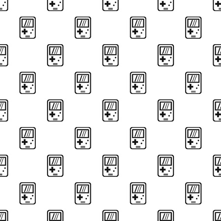 tetris: Tetris device pattern, simple style