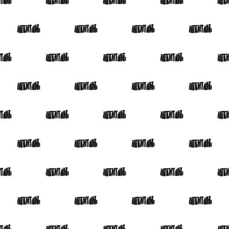 Stonehenge pattern, simple style