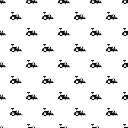 prankster: Clockwork mouse pattern, simple style