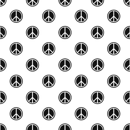 ful: Peace sign pattern, simple style