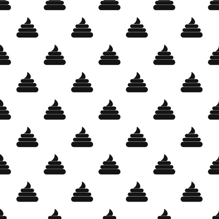 muck: Poop pattern, simple style
