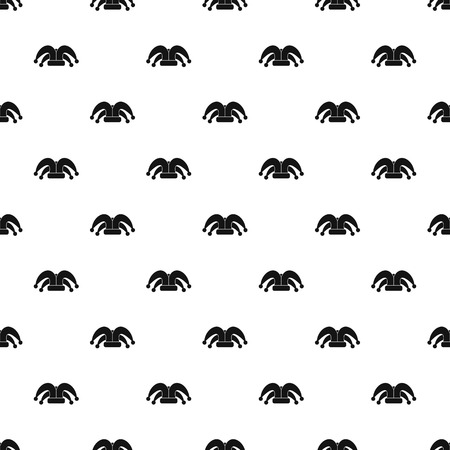 tomfool: Jester hat pattern, simple style Illustration