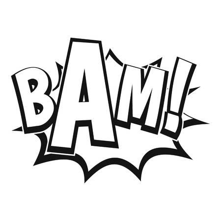 1 435 bam cliparts stock vector and royalty free bam illustrations rh 123rf com pow bam clip art bam bam rubble clip art