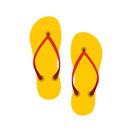 Slates icon, flat style
