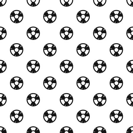plutonium: Radiation sign pattern vector