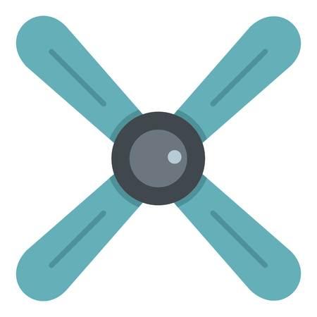 Propeller icon isolated Illustration