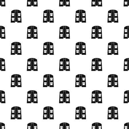 Hunter vest pattern vector