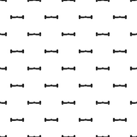 Dual wheel self balancing electric skateboard pattern seamless in simple  style vector illustration Illustration 915fcccf338