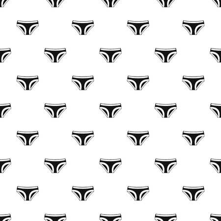 Female underwear pattern seamless in simple style vector illustration Stock Vector - 76582017