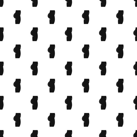 Plastic surgery of pattern seamless in simple style vector illustration Vetores