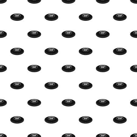 Soap pattern vector Illustration