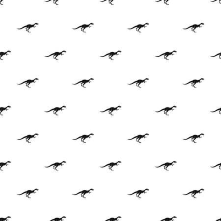 Velyciraptor pattern vector