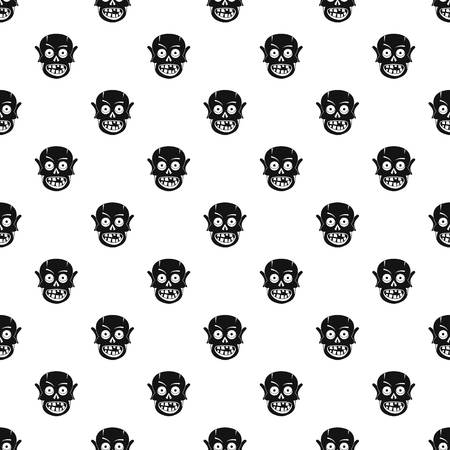 Living dead pattern vector