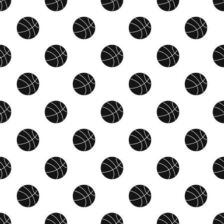 Basketball ball pattern vector 向量圖像