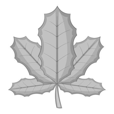 vegetate: Sycamore icon monochrome