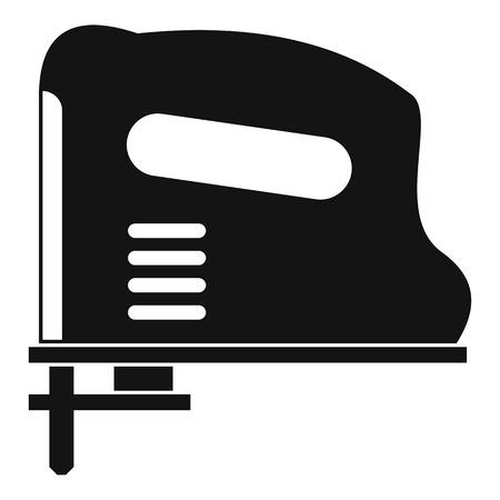 pneumatic: Pneumatic gun icon simple