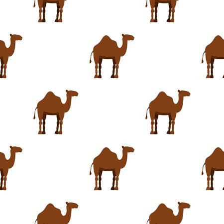 Dromedaris kameel patroon naadloos
