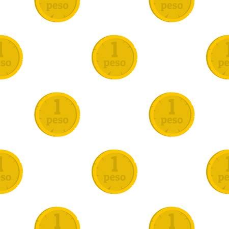 Peso pattern seamless