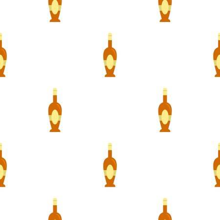 80321661 urlaub flasche muster nahtlos - Muster Urlaubsantrag