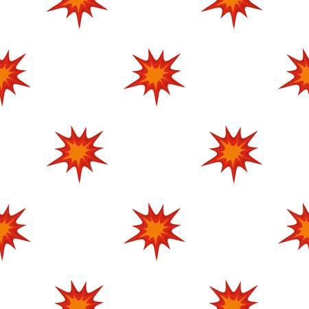 lourd explosion de motif sans soudure