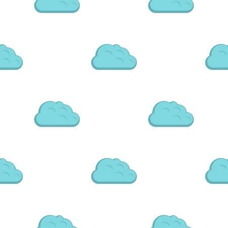 storm cloud: Storm cloud pattern flat