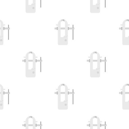 vise grip: Blacksmiths vice pattern flat