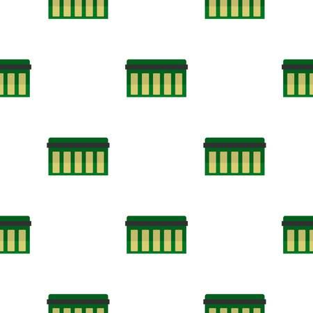 microprocessor: Circuit board, technology pattern flat